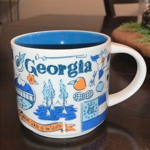 Starbucks Georgia Been There Series Coffee Cup